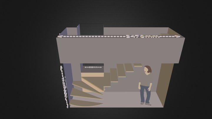 проем павлово2 3D Model