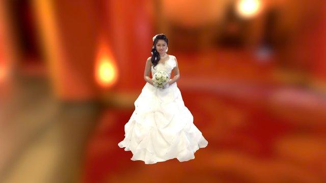 Wedding Model 3D Model