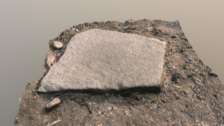 Flagstone One 3D Model