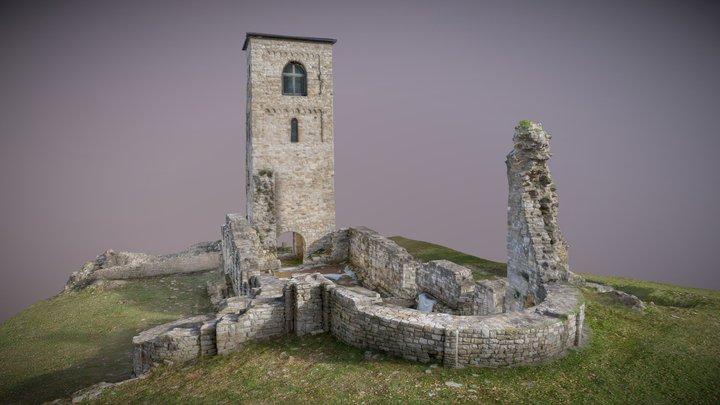 San Benedetto ad Jumento Albo 3D Model