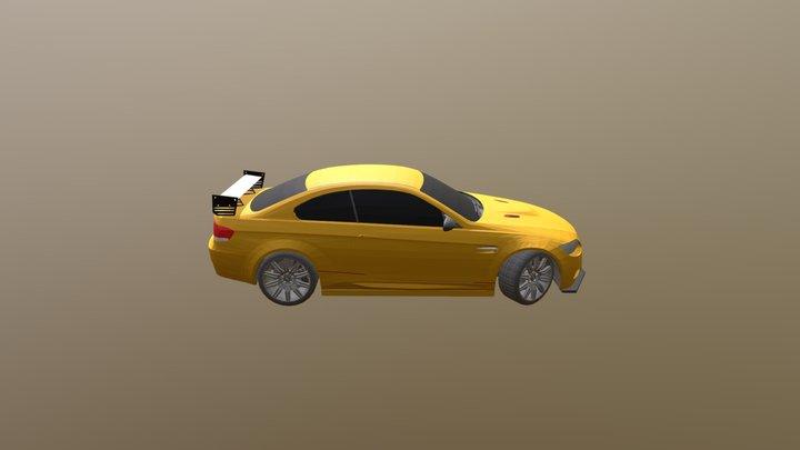 M3-GTS 3D Model