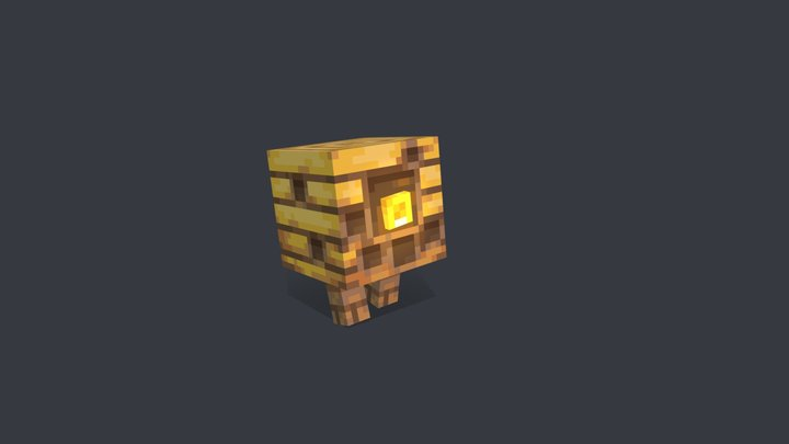 Beehave 3D Model