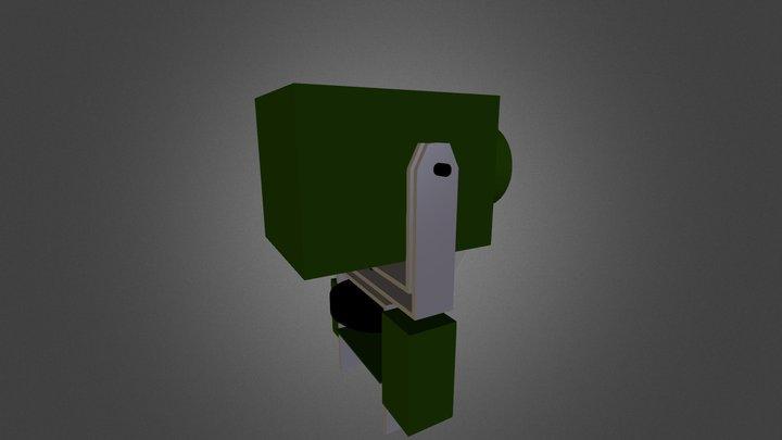 stabilizer draft 3D Model