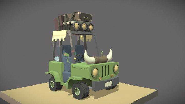 ДЗ: Детализация (02) 3D Model