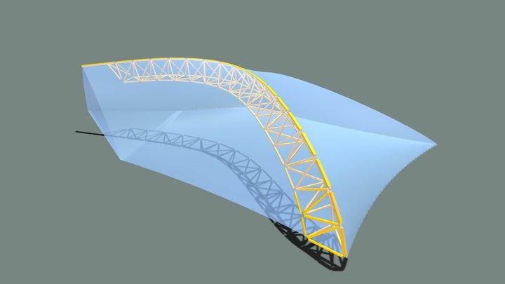 Revit and Dynamo Experiment 3D Model