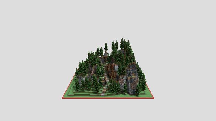Forest Koth 3D Model
