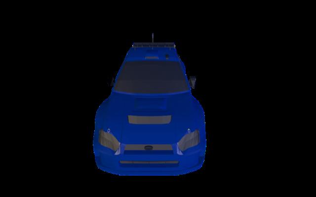 car_demo 3D Model