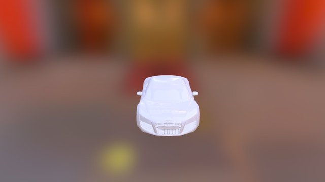 audi test 2 3D Model
