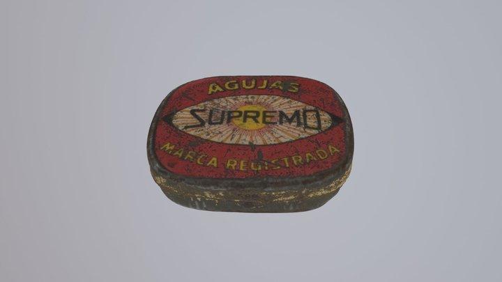 Agujas Supremo 3D Model