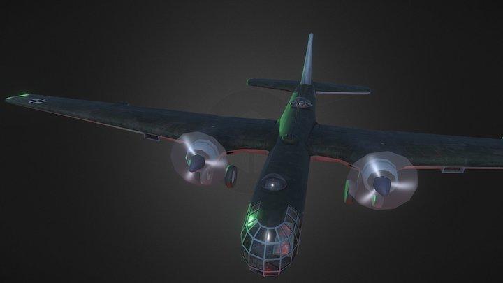 He_177 3D Model