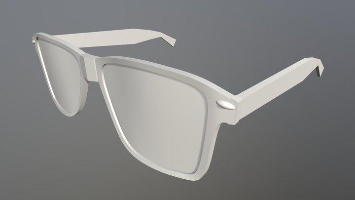 Sunglasses 3D Model