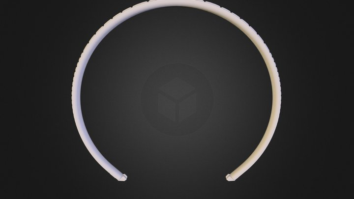 headband 3D Model