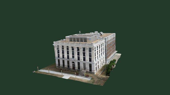 Archives départementales de la Mayenne (53) 3D Model