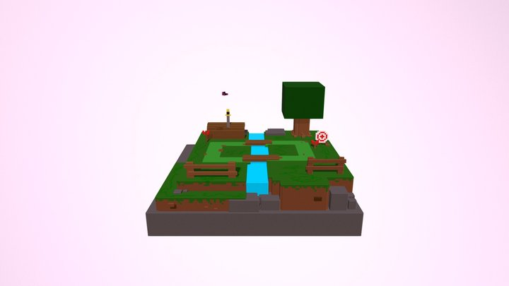 Clash Royale 3D Model