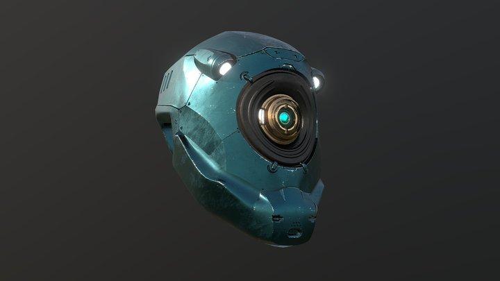 Paul 3D Model