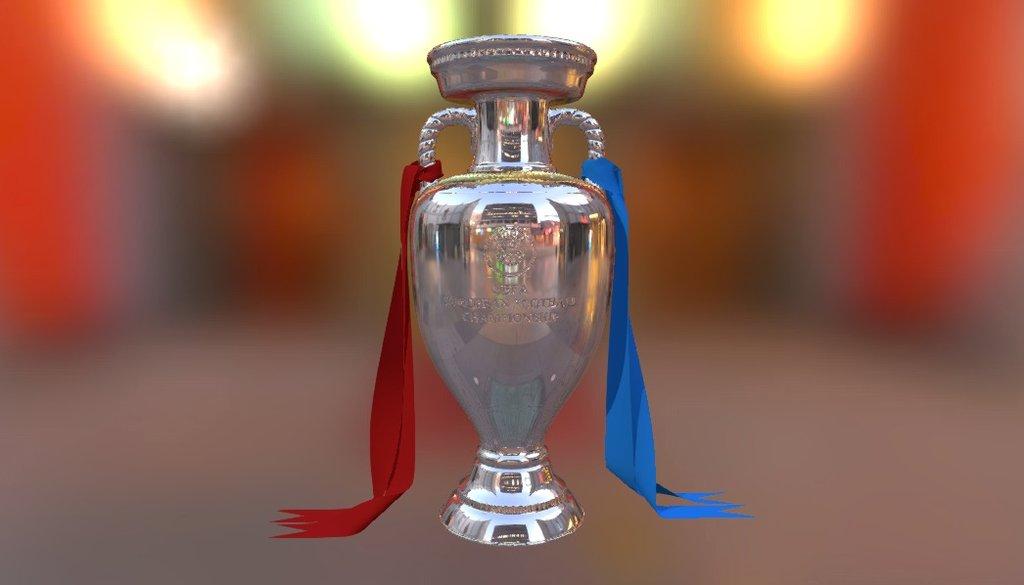 uefa european championship trophy 3d model 3d model by fly3dmodel fly3dmodel d071879 sketchfab uefa european championship trophy 3d