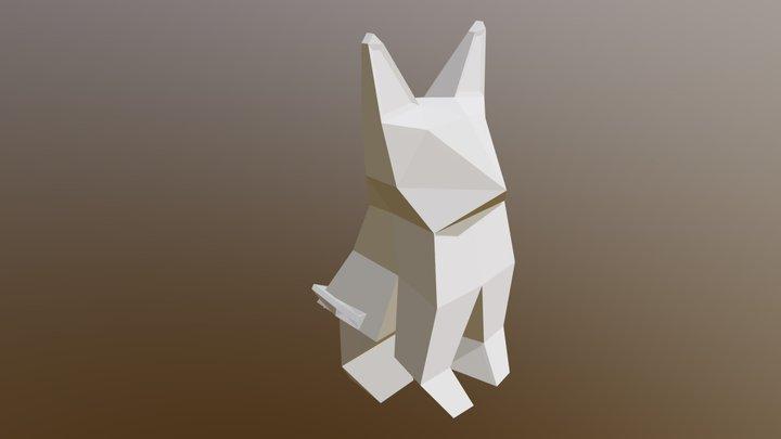 Gat 3D Model