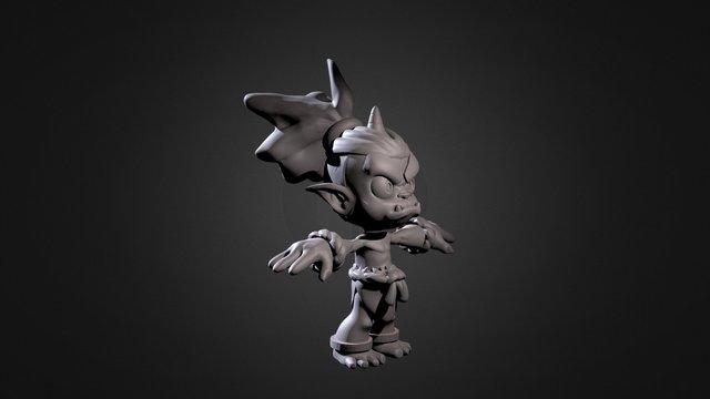 oni_preview 3D Model