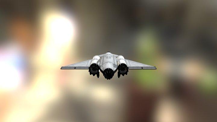 ravenspear-mk1 3D Model