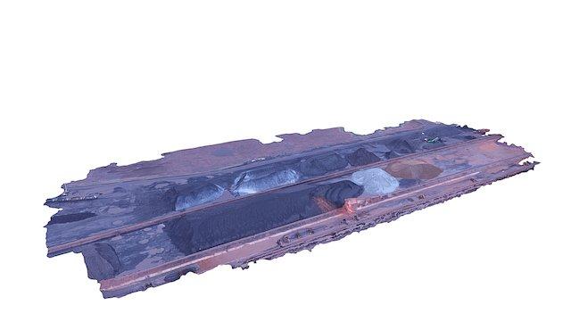 Acopios Ebhi 3D Model