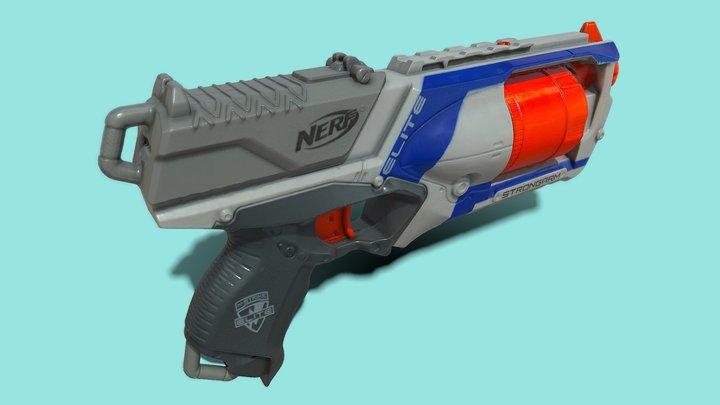 Nerf Strongarm (3D-Scan) 3D Model