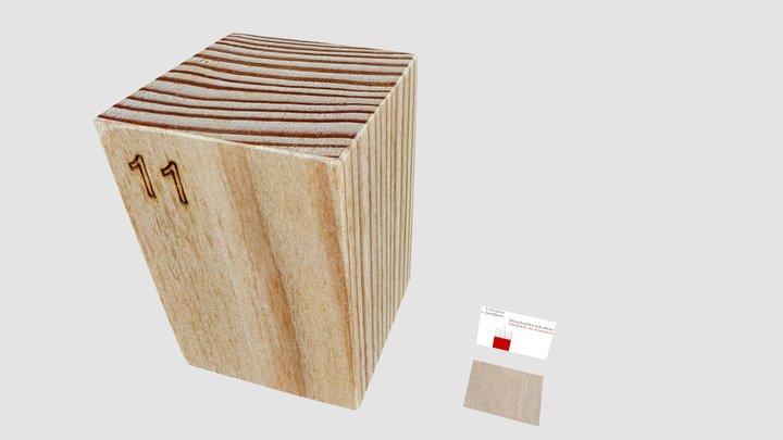 Kocka_11 3D Model