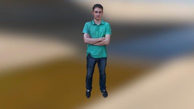 Dmitry 3D Model