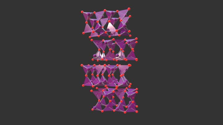 Valentinite (Pccn) 3D Model