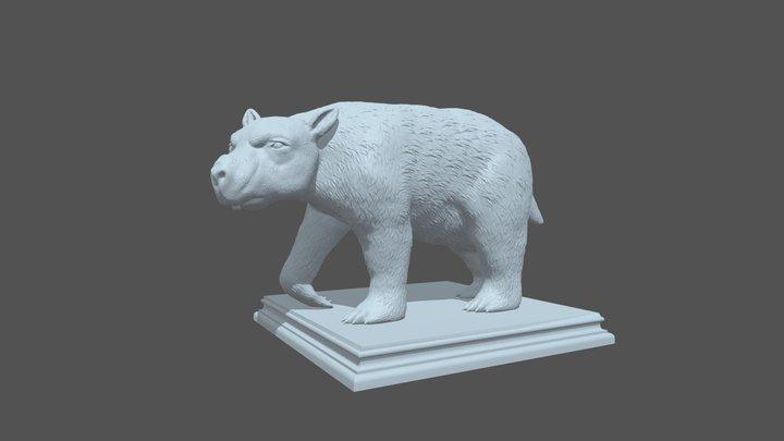 Megafauna 3D Model