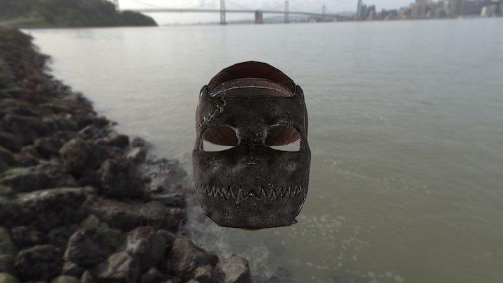 [STEAM WORKSHOP] - Apocalypse facemask 3D Model