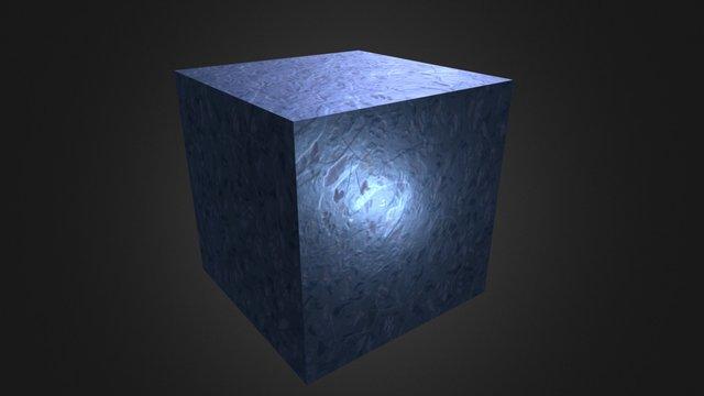 Metal Texture 3D Model