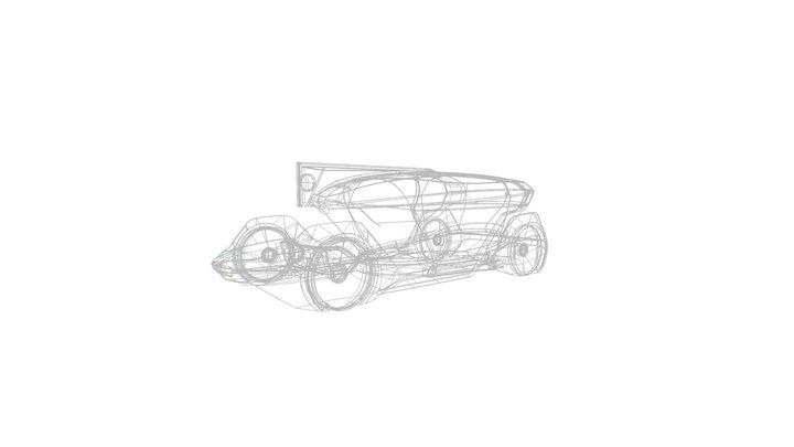 Auriga Render 3D Model