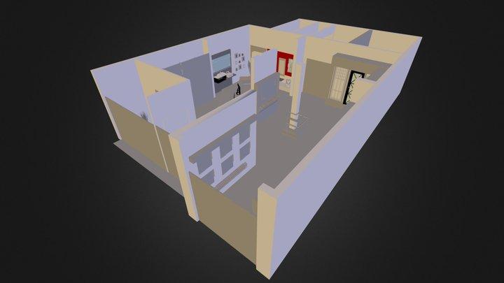 Propuesta Ferba 02 3D Model