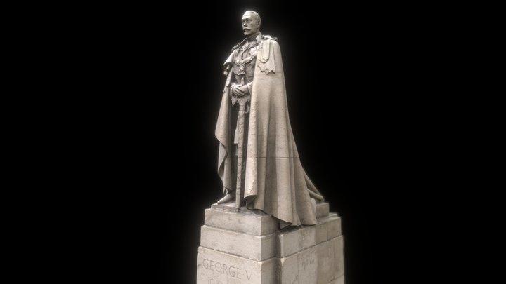 King George V 3D Model