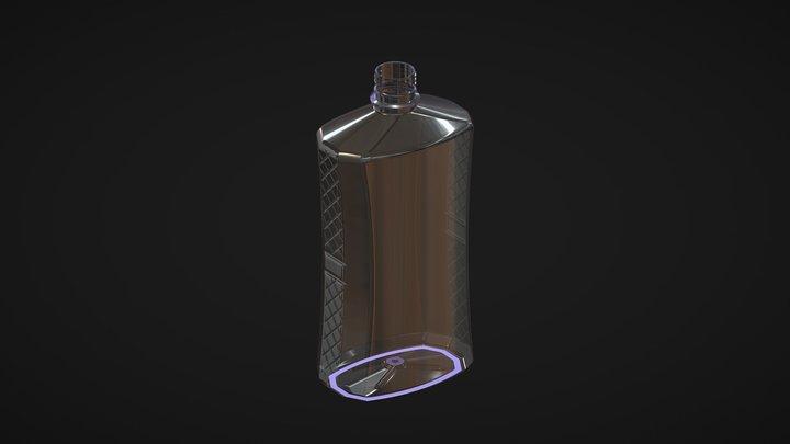 Bottle-BUL-1L 3D Model