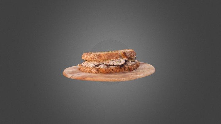 2020-02-19 15h47 Toast Model 3D Model