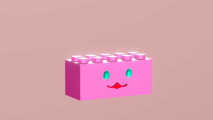 Block Idle 3D Model