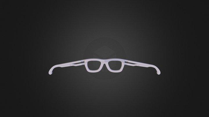 Glasses 10 A2 3D Model