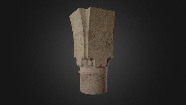 Kapitell Fraterie 3D Model