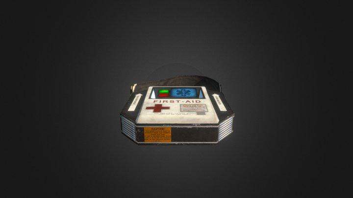 HealthKit from Black Mesa Source 3D Model