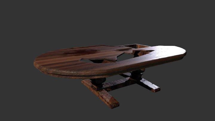 base_table 3D Model