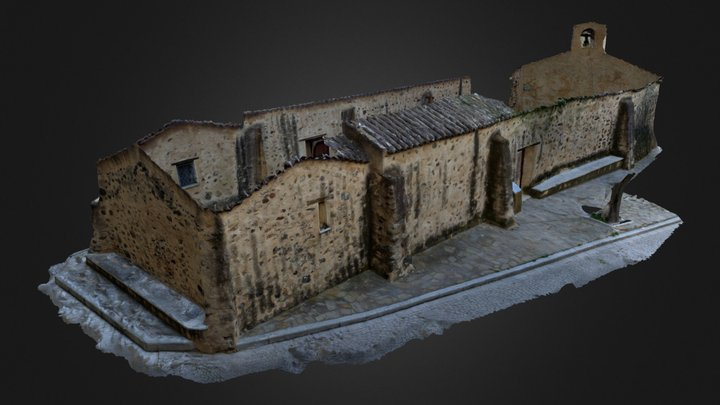 Chiesa della Vergine di Loreto, Onifai 3D Model