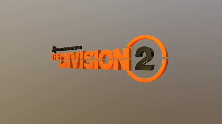 The Division 2 3D Model