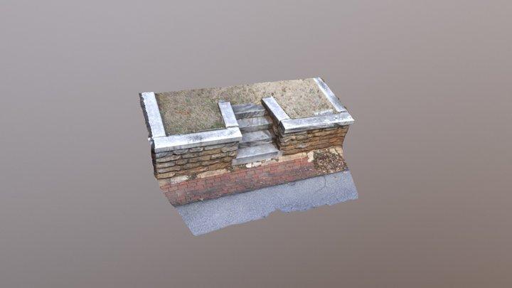 Oakland-cemetery 3D Model