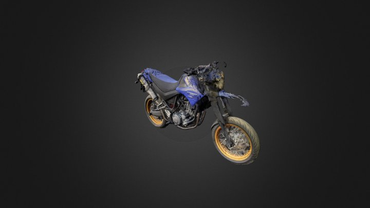 1er Test 3d Xtx660 3D Model