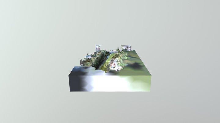 tdff 3D Model