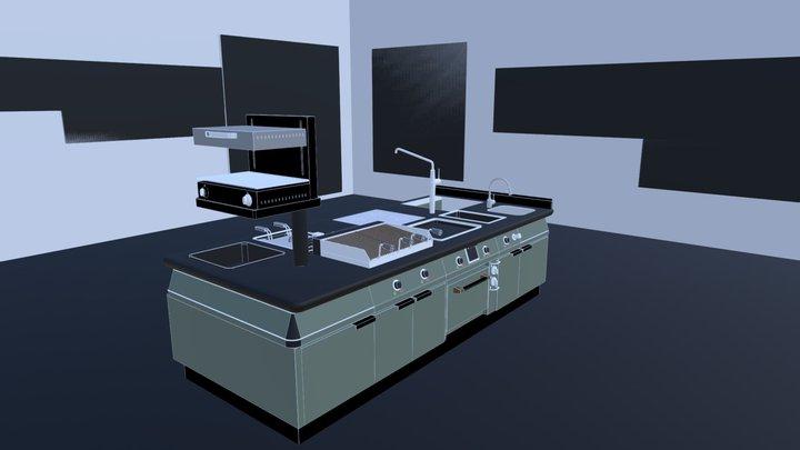 Ambach 3D Model