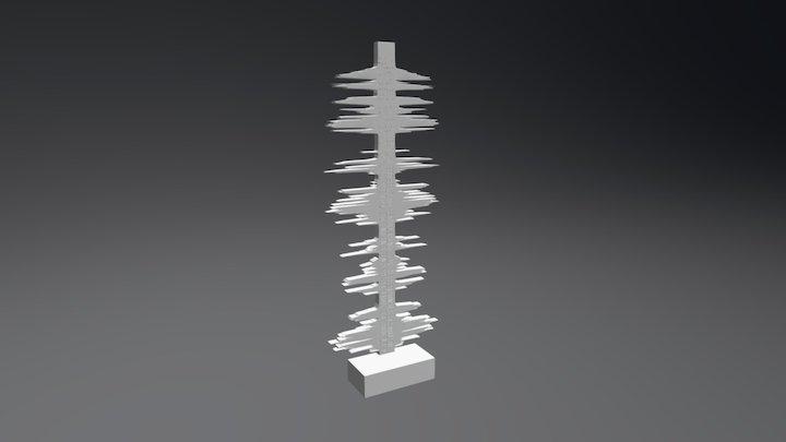 Et que ce soit le règne enfin... 3D Model