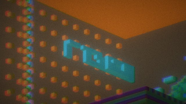 Cube Test 3D Model
