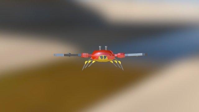 CrabTools - Trials Of Tau 3D Model